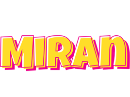Miran kaboom logo