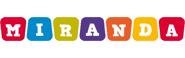 Miranda daycare logo