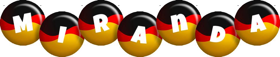Miranda german logo