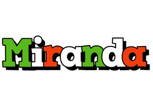 Miranda venezia logo