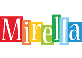 Mirella colors logo