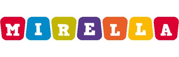 Mirella daycare logo