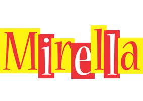 Mirella errors logo