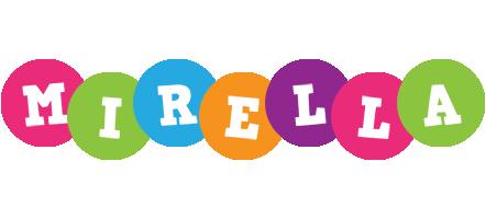 Mirella friends logo