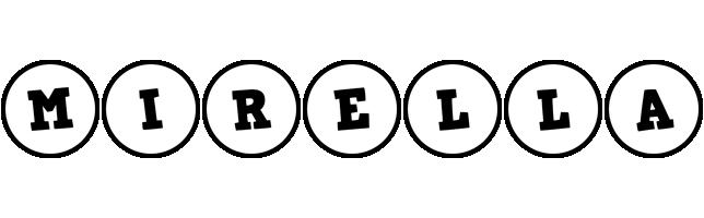 Mirella handy logo