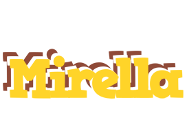 Mirella hotcup logo