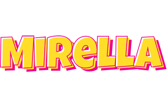 Mirella kaboom logo
