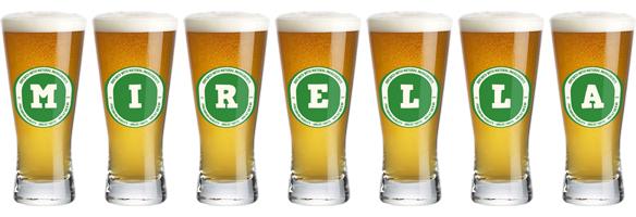 Mirella lager logo