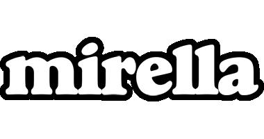 Mirella panda logo