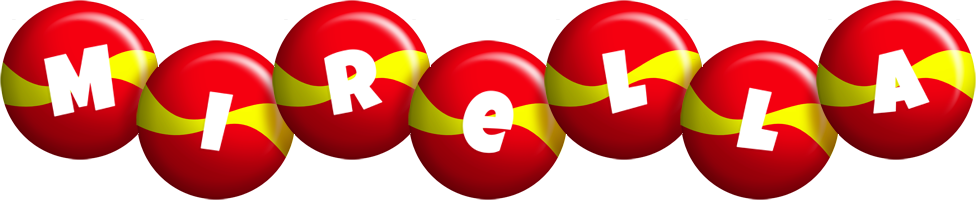 Mirella spain logo