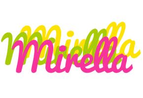 Mirella sweets logo