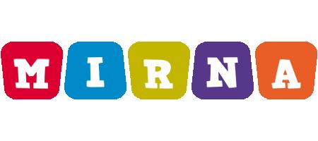 Mirna kiddo logo