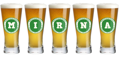 Mirna lager logo