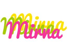 Mirna sweets logo