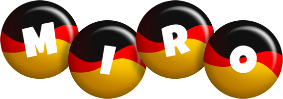 Miro german logo