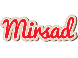 Mirsad chocolate logo