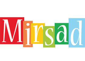 Mirsad colors logo
