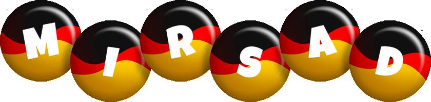 Mirsad german logo