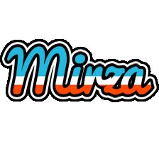 Mirza america logo