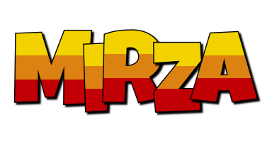 Mirza jungle logo