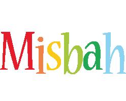 Misbah birthday logo