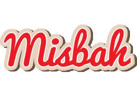 Misbah chocolate logo