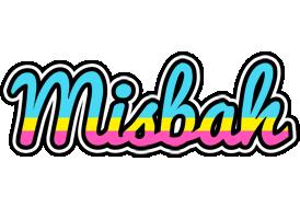 Misbah circus logo