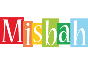 Misbah colors logo