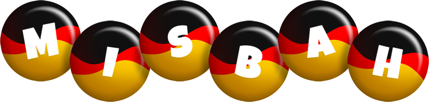 Misbah german logo