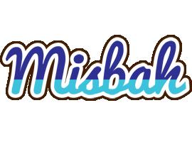 Misbah raining logo