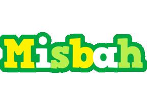 Misbah soccer logo
