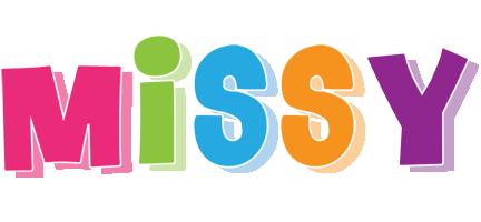 Missy friday logo
