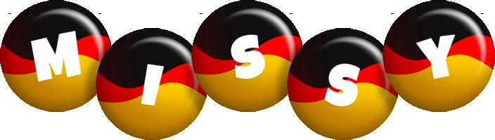 Missy german logo