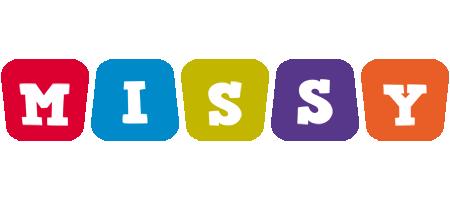 Missy kiddo logo