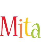 Mita birthday logo