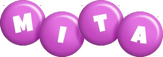 Mita candy-purple logo