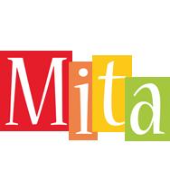 Mita colors logo