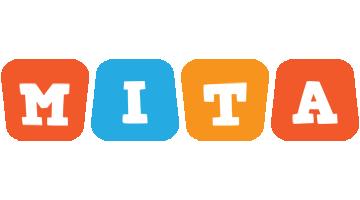 Mita comics logo