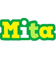 Mita soccer logo