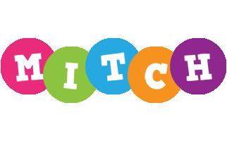 Mitch friends logo