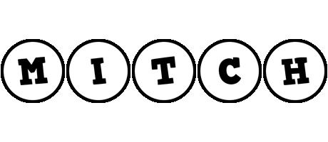 Mitch handy logo