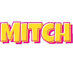 Mitch kaboom logo
