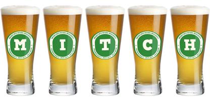 Mitch lager logo