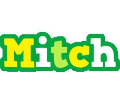 Mitch soccer logo