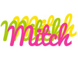 Mitch sweets logo