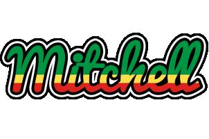 Mitchell african logo
