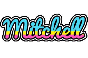 Mitchell circus logo