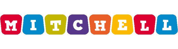 Mitchell daycare logo