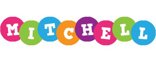 Mitchell friends logo
