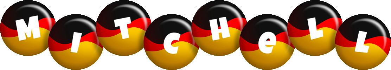 Mitchell german logo